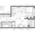 12-schita plan apartament 2 camere 41 mp Rusia