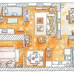 12-schita plan casa mica 40 mp doar parter