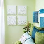 12-tablouri decor perete dormitor colorat