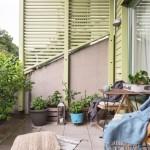 12-terasa cu spatiu de relaxare apartament 40 mp Suedia