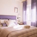 12-varianta asortare draperii cu tablia de la capul patului din dormitor