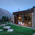 12-vedere fata casa cu living si bucatarie open space