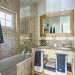 13-baie apartament faianta piese mici doua lavoare si cada cu paravan sticla