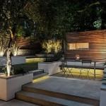 13-curte frumoasa amenajata in stil minimalist apartament Notting Hill Londra