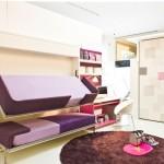 13-deschiderea paturilor rabatabile mobila camera 2 copii