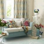 13-finisaje si decoratiuni cu imprimeu floral decor living
