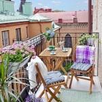 13-idei de amenajare balcon mic si cochet