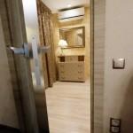 13-intrarea in dormitorul mic al apartamentului de 42 mp complet renovat