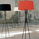 13-lampadare decorative cu trei picioare pentru living modern