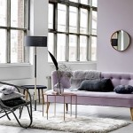 13-living decorat in tonuri de gri violet Lilac Gray