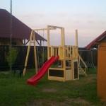 13-loc de joaca pentru copil proiectat si construit in regie proprie de Melania