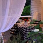 13-loc de luat masa pe terasa amenajata in stil francez