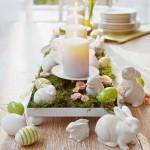 14-aranjament decorativ masa de Pasti