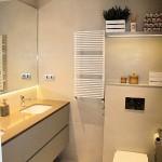 14-baie matrimoniala cu doua lavoare apartament modern Spania