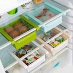 14-cutii din plastic pentru organizarea spatiului din frigider