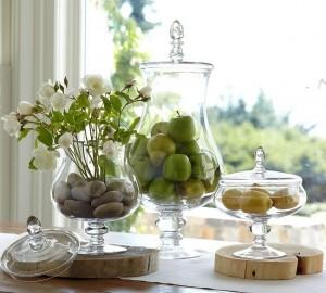 14-decoratiuni pentru casa din vaze din sticla cu capac