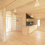 14-interior casa modulara din lemn model DD60