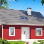 14-intrare spate proiect nou casa mica cu mansarda