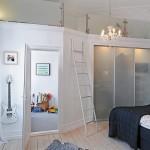 14-loc de joaca amenajat la inaltime interior dormitor matrimonial