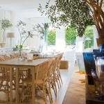 14-masa din lemn masiv natur bucatarie moderna cu accente rustice