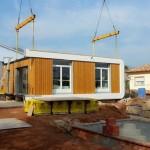 14-montaj si asamblare modula prefabricate casa bioclimatica NOEM
