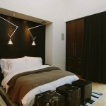 14-perete negru de accent decor dormitor mic