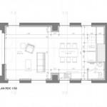 14-schita plan parter casa 58 mp amenajata in hambar vechi