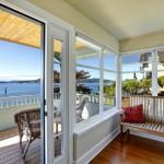 14-veranda inchisa cu iesire in terasa casei