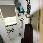 14-wc ecologic baie mica a casei din lemn de 12 mp