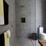 15-accente cromatice galbene decor baie moderna finisata in gri