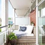 15-canapea din paleti intr-un balcon amenajat in stil scandinav minimalist