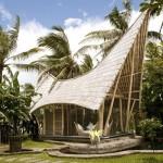15-casuta din bambus complex Green Village Bali Indonesia