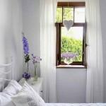 15-dormitor alb amenajat in stil scandinav casa taraneasca Polonia