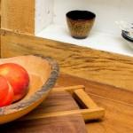15-elemente decorative lemn bucatarie casa mica lemn