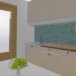 15-mobila bucatarie cu blat nuanta lemn propunere amenajare