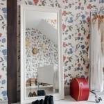 15-oglinda decor dormitor rustic scandinav apartament 3 camere spatios