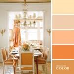 15-paleta cromatica din nuante calde somon coraille si piersica