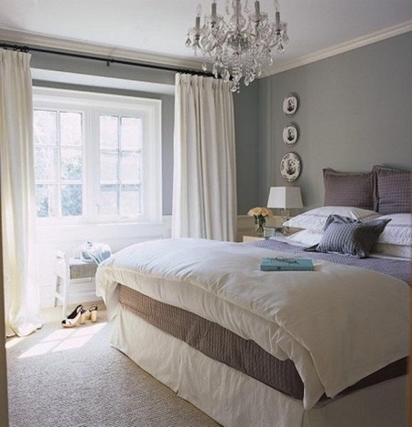 Culori pereti dormitor mic