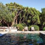 15-piscina din curtea casei familieri Dempsey Malibu California