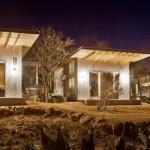 15-vedere pe timp de noapte 4 case de vacanta cu suprafata de 32 mp fiecare