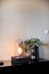 16-aranjament decorativ dormitor apartament modern