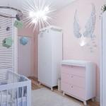 16-camera bebelus fetita amenajata in stil scandinav