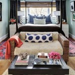 16-canapea si masuta de cafea amenajare spatiu de la picioarele patului dormitor mare