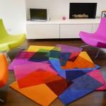 16-covor si fotolii colorate decor living modern minimalist