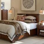 16-dormitor mic clasic si elegant dotat cu mobila din lemn masiv
