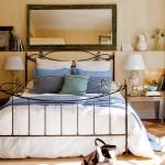 16-dormitor stil clasic traditional casa mica spania