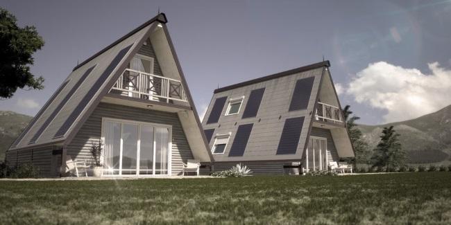 16-doua case modulare prefabricate MADI Home Italia cu parter si etaj