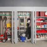 16-dulapuri metalice pentru organizarea si depozitarea uneltelor