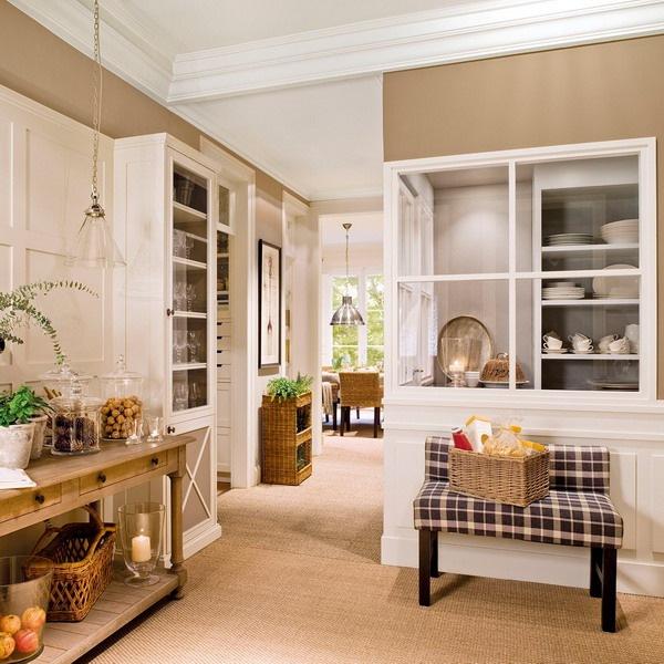 16-dulapuri tip vitrina pentru vase decor dining amenajat in stil eco rustic