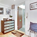 16-intrare apartament mic semidecomandat cu doua camere
